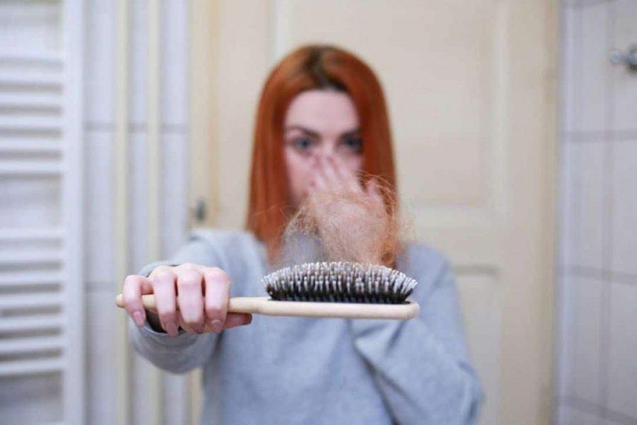 pertes cheveux
